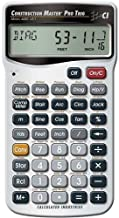 Calculated Industries 4080 Construction Master Pro Trig Calculator (Renewed)