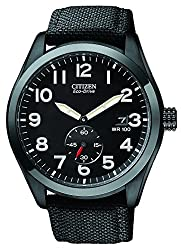 Citizen Men's BV1085-06E Sport Eco-Drive Strap Watch Reviews