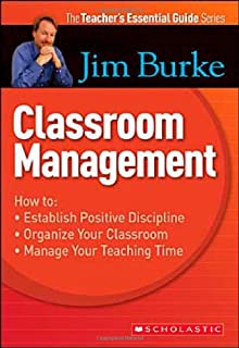 Teacher's Essential Guide Series: Classroom Management (Scholastic First Discovery)