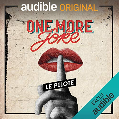 Couverture de One More Joke. Le pilote
