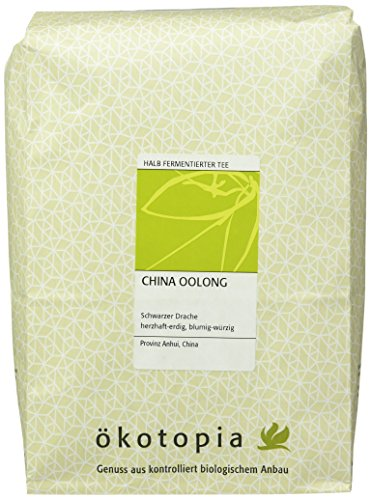 Ökotopia China Oolong, 1er Pack (1 x 500 g)