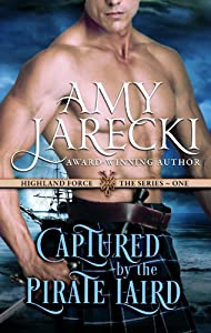 """<h1 style=""""text-align: center;""""><span style=""""font-size: medium;""""><strong>Brand new for March 11!</strong> <br /><strong>Enter our Amazon Giveaway Sweepstakes to win a brand new Kindle Fire tablet!</strong> <br /><strong>Sponsored by Amy Jarecki, author of <em>Captured by the Pirate Laird</em></strong></h1>"""
