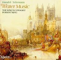 Handel: Water Music/ Telemann: Overture in C major, Water Music