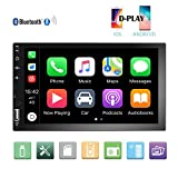 Best Double Din Car Stereos - Camecho Double Din Car Stereo 7'' 1080P HD Review