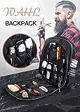 GOOCO Barbero/Peluquería Tijeras De Peluquería Backpack. Mochila para Peluqueros Y Peluqueros Caninos De Cintura Multifuncional para .(Negro)