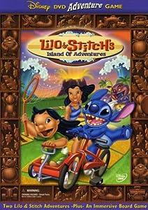 Lilo & Stitch's Island of Adventures DVD Game