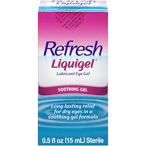 Refresh Allergan Liquigel Größe 0,5 Unzen Allergan Liquigel für mittelschwerer bis schwerer Trockenes Auge