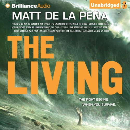 The Living cover art