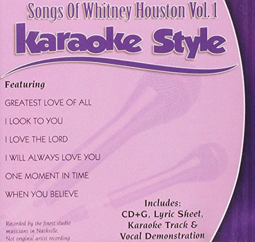 Songs of Whitney...