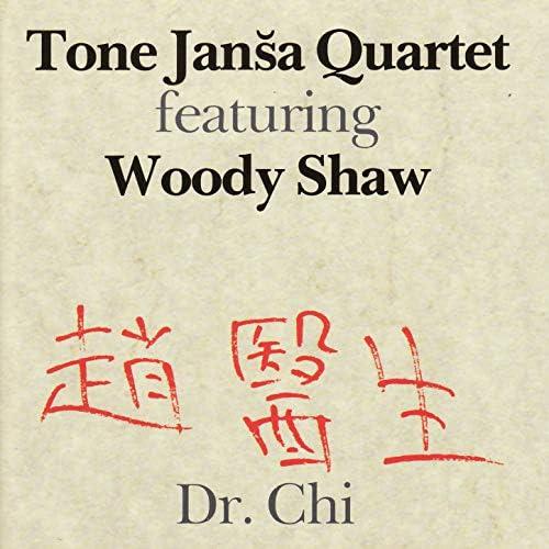 Tone Jansa Quartet & Woody Shaw