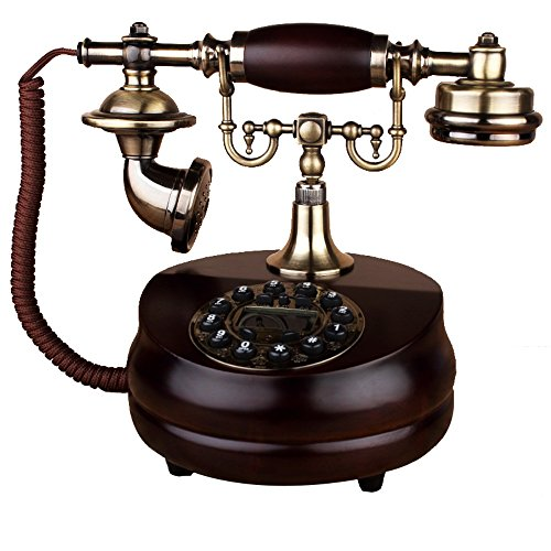 DNSJB Europese Retro Telefoon Thuis Vintage Antiek Creatief Vaste Telefoon Stoel