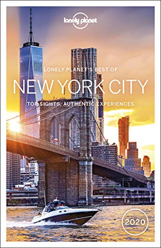 Lonely Planet Best of New York City 2020 [Lingua Inglese]