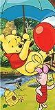 KK Disney Winnie The Pooh Badetuch Strandtuch Dusc