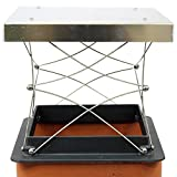 US Fireplace Products The Top Damper - 9' x 13'