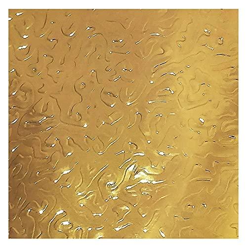 DNAN Papel Pintado de Cocina Papel Pintado Impermeable Engrosado del Papel de Aluminio de la Estufa Vinilos Decorativos para gabinetes Cocina autoadhesiva Pegatina a Prueba de Aceite (Color : Silver)