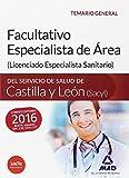 Facultativo Especialista de Área del Servicio de Salud de Castilla y León (SACYL). Temario general