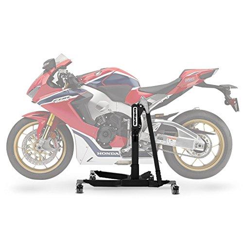 Bequille d'atelier Centrale ConStands Power pour Honda CBR 1000 RR Fireblade SP-2 17-18 Noir Mat