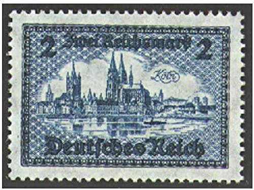 Goldhahn Deutsches Reich Nr. 440  Alt-K  Briefürken für Sammler