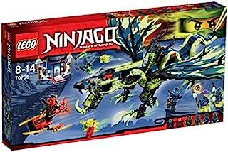 LEGO Ninjago 70736 Attack of The Morro Dragon - Masters of Spinjitzu 2015