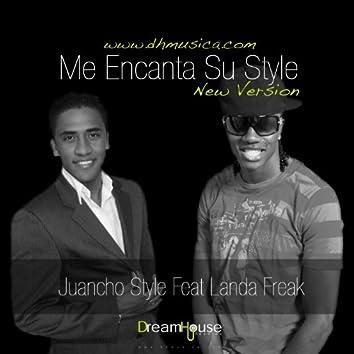 Me Encanta Su Style (New Version) (feat. Landa Freak) - Single