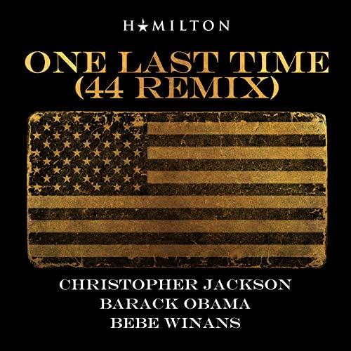 Christopher Jackson, Barack Obama & Bebe Winans