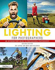 Lighting for Photographers, 2nd Edition from Focal Press and Routledge