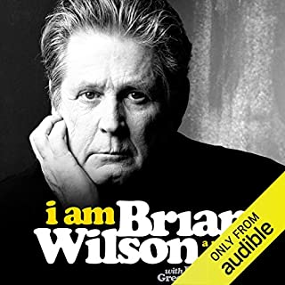 I Am Brian Wilson audiobook cover art