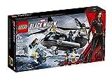 Lego Marvel 76162 - Black Widows Hubschrauber Verfolgungsjagd (271 Teile)