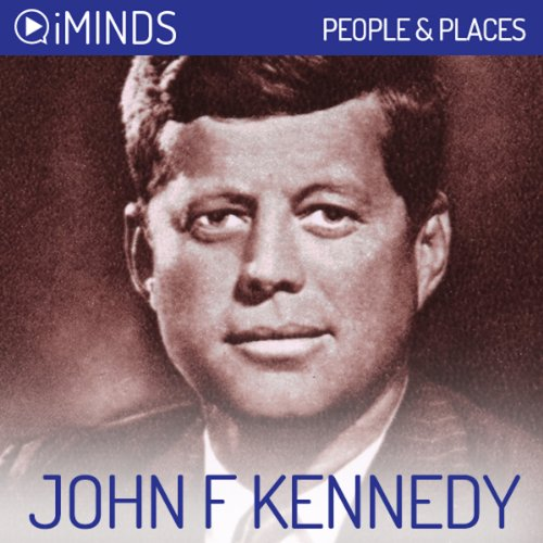 John F Kennedy cover art