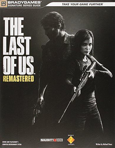 The Last of Us Remastered Signature Series Strategy Guide