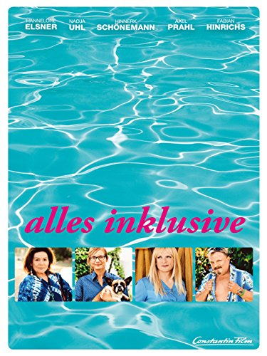 Alles inklusive cover