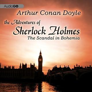 Sherlock Holmes: A Scandal in Bohemia cover art