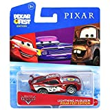 Lightning McQueen Pixar Fest Edition Disney Cars 1/55 Scale Diecast
