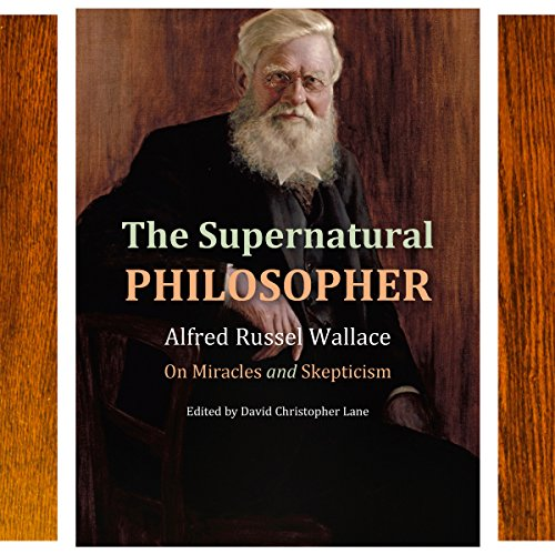 The Supernatural Philosopher cover art