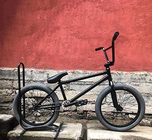 Leifeng Tower - Bicicletta BMX professionale da adulto da 50 cm, adatta per principianti e piloti avanzati, telaio in acciaio, per freestyle, BMX