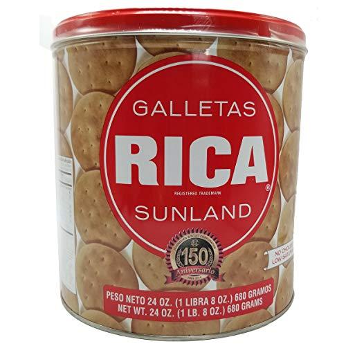 Galletas Rica 24 oz Puerto Rico