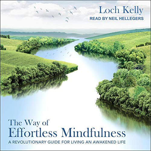 The Way of Effortless Mindfulness audiobook cover art