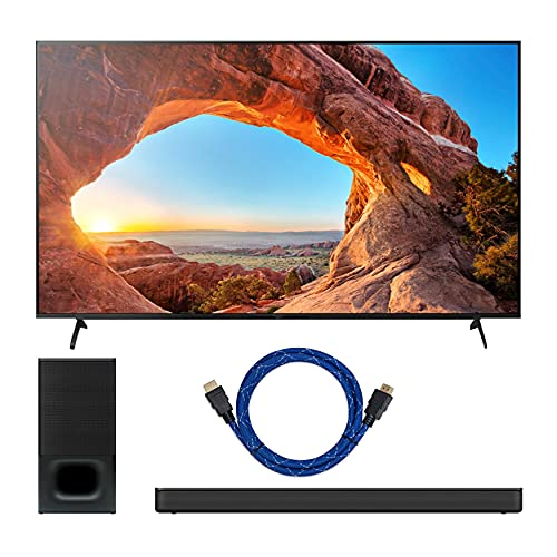 Sony KD65X85J X85J 65-Inch Class HDR 4K UHD Smart LED TV (2021 Model...