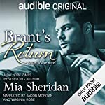 Brant's Return                   By:                                                                                                                                 Mia Sheridan                               Narrated by:                                                                                                                                 Jacob Morgan,                                                                                        Virginia Rose                      Length: 9 hrs and 17 mins     1,823 ratings     Overall 4.6