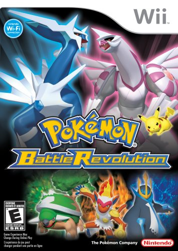Pokemon Battle Revolution Award Weekly update