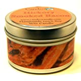 Hickory Smoked Bacon Super Scented Soy Candle Tin (4 oz)