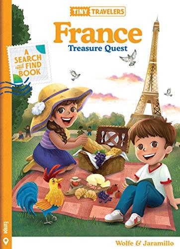 Tiny Travelers France Treasure Quest 🔥