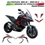 Vulturbike Livrea Design Personalizzato - Ducati Multistrada 950/1200 DVT