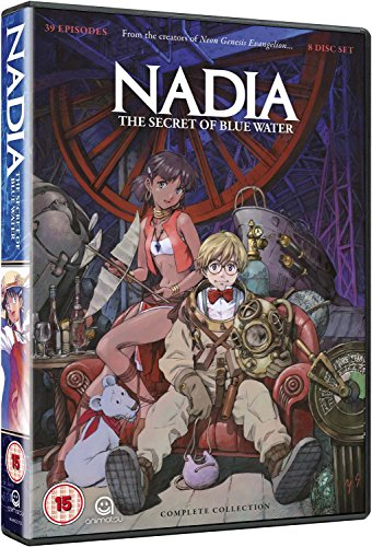 Nadia: Secret of The Blue Water-Complete Series Collection [Edizione: Regno Unito] [Import]