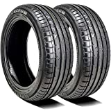 305/40R22 Tires - Set of 2 (TWO) Forceum Penta All-Season High Performance Radial Tires-305/40R22 305/40ZR22 305/40/22 305/40-22 114W Load Range XL 4-Ply BSW Black Side Wall