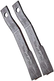 Lawn Mower Parts 7555 Set of 2 USA Bush HOG Blades 7555BH BH25 RB60 SQ60 SQ60-5 1126 105 5' CUTS