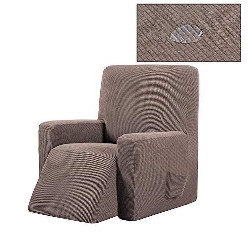 Binwe - Cojín elástico elástico para Wingback/silla/sofá