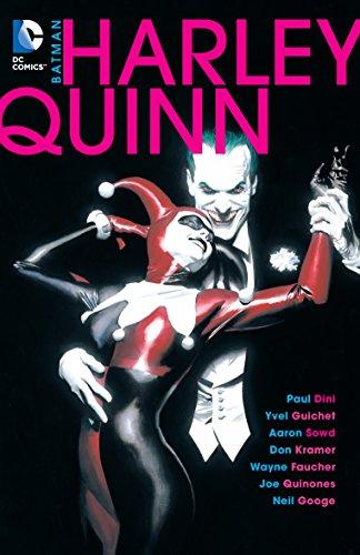 51q0i2TXuFL Harley Quinn Novels