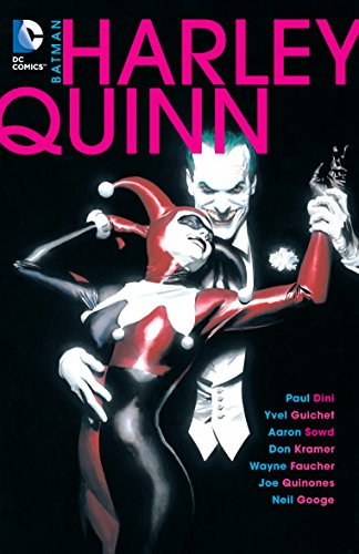 51q0i2TXuFL Harley Quinn Comic Books