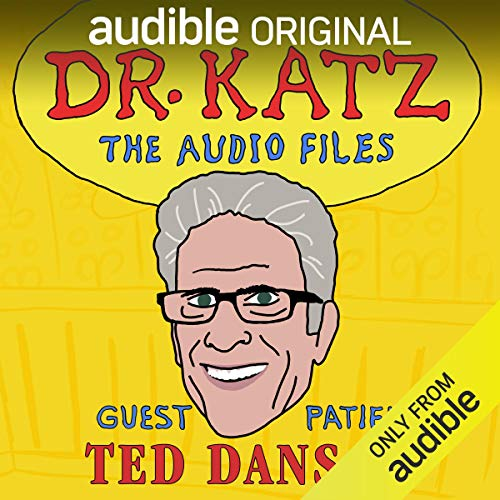 Ep. 6: Ted Danson (Dr. Katz: The Audio Files) cover art